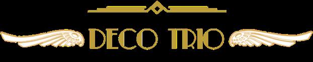 Deco Trio Logo